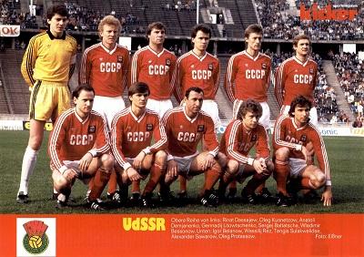 1988.USSR-Argentina