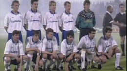 Динамо - Спарта Прага 1:0