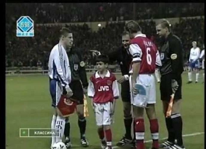 Динамо - Арсенал 3:1