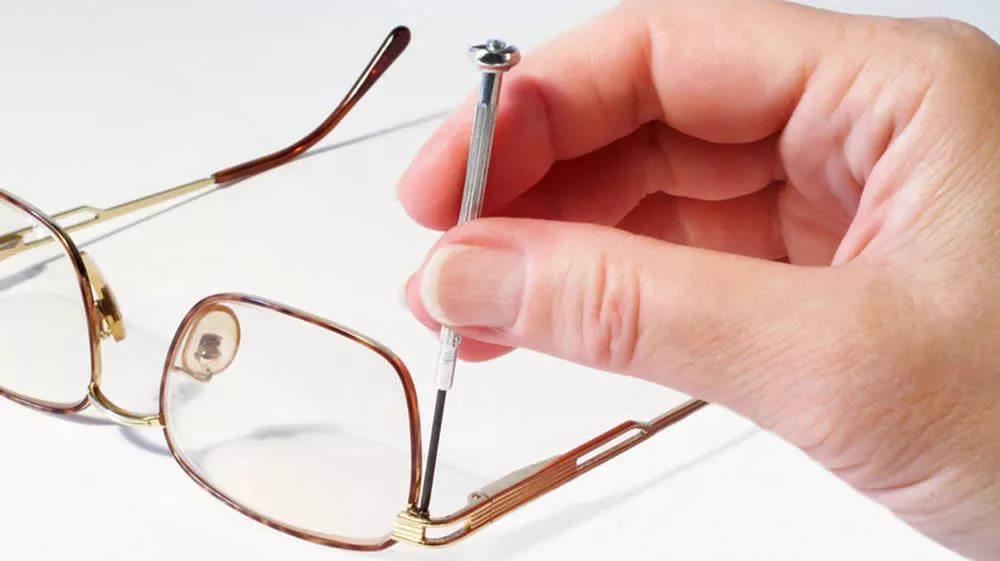 Лазерная пайка оправы очков в москве цена