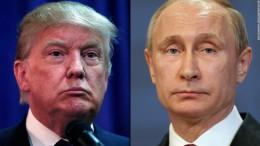 сговор Путина и Трампа