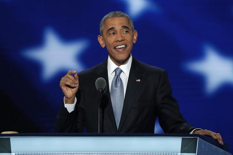выступление Обамы