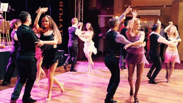 школа танцев Киев