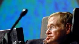 Стивен Хокинг: уже совсем скоро «закипят океаны и обрушатся кислотные дожди