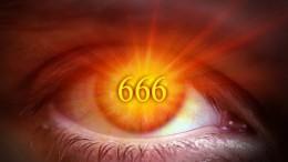 Число 666 - стало известно как его используют Иллюминаты