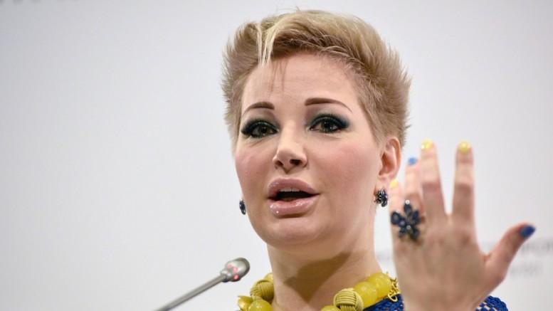 """Мария Максакова исполнина """"Алилуйя"""" на День Независимости Украины - появилось видео"""
