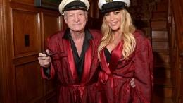 Жена Хью Хефнера осталась ни с чем - СМИ узнали кому перешло наследие создателя Playboy