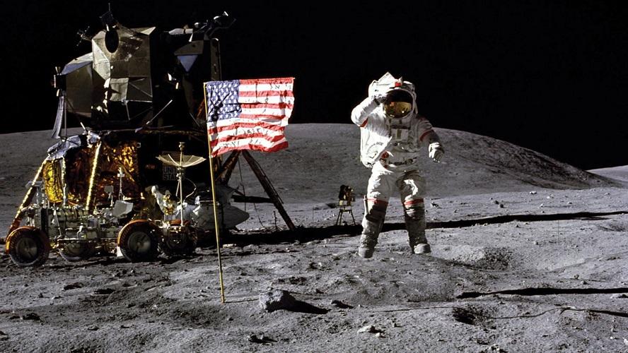 Все об американском Лунном заговоре - как США сфальсифицировали высадку на Луну