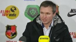 Первая лига. Гелиос разбит Днепром, тренер назвал команду г*вном