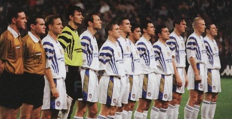 Грозное Динамо конца 90-х. Как это было