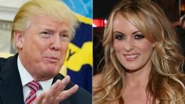 Трамп требует от порноактрисы Сторми Дэниэлс 20 млн долларов
