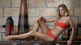 Очаровательная модель из Израиля Алиса Басюк радует своих поклонников свежими фото