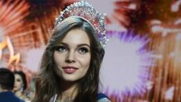 Как выглядит Мисс Россия 2018 Юлия Полячихина и чем запомнился конкурс в бикини