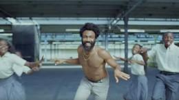 Клип рэпера Childish Gambino - This Is America в котором расстреливают людей набрал 98 млн просмотров