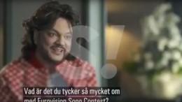 Киркоров матерился на русском в эфире шведского телеканала