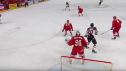 Хоккей. Сборная России проиграла Канаде и вылетела с чемпионата мира