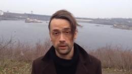 Пашинин побывал в украинской полиции и показал фото с Донбасса
