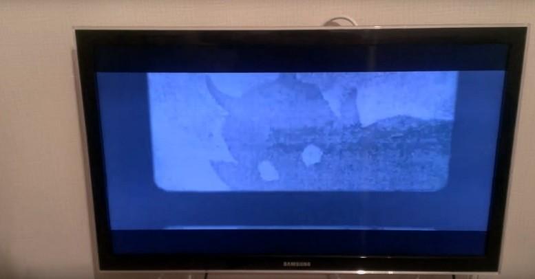 Мужчина на 25 кадре обнаружил облик сатаны. Что нам показывают по телевизору
