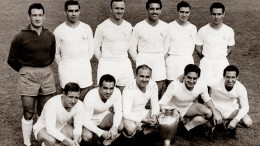 Кубок европейских чемпионов 1957-58. Фиаско Милана и третий титул Реала