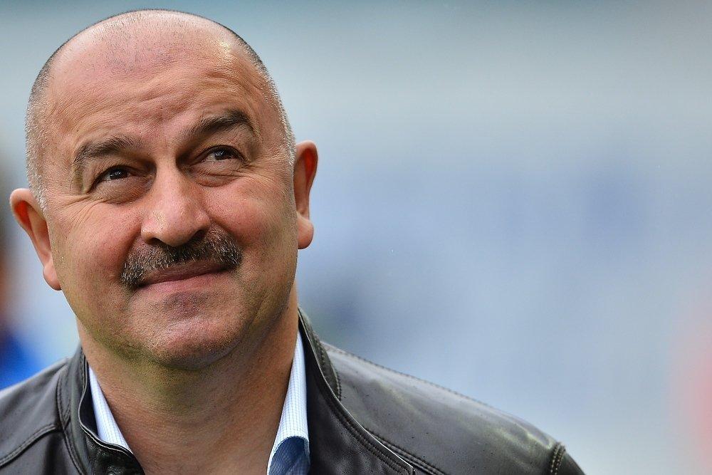 Черчесов рассказал как тренер сборной Украины помог России