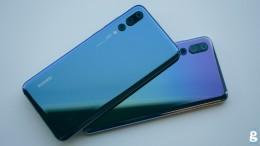 Обзор смартфона Huawei P20 Pro Twilight - один из конкурентов Айфона