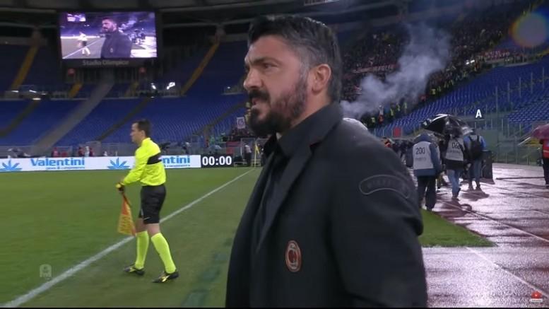 Серия А 2018-19. Лацио - Милан 1:1 - римляне спасаются на последних минутах