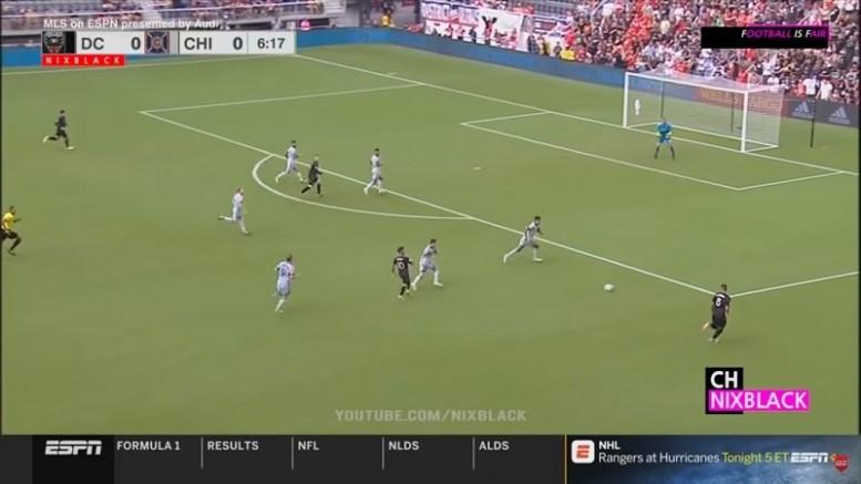 Ди Си Юнайтед - Чикаго Файр 2:1 - дубль Руни приносит победу
