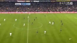 2003 год Примера. Барселона - Реал 1:2