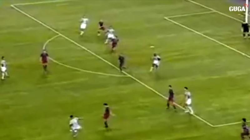 2005 год. Барселона — Ювентус 2:2 по пенальти 2:4