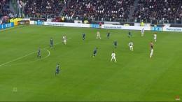 Серия А 2018-19. Ювентус - СПАЛ 2:0 - Роналду отмечается голом
