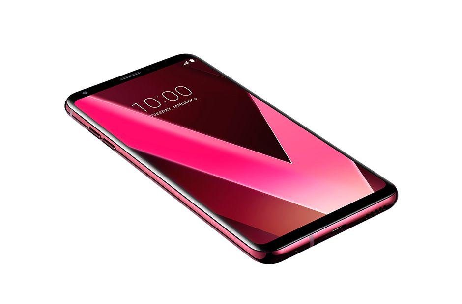 Обзор смартфона LG V30+ Pink (H930DS) - чем порадовало устройство