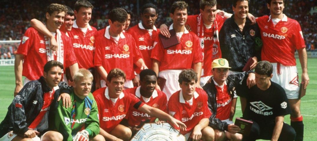 1992 год. Матчи Манчестер Юнайтед с Лидсом, Саутгемптоном и Эвертоном