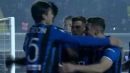 Серия А 16-й тур. Аталанта совершает рывок в зону Лиги Европы