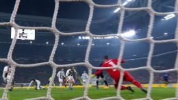 Серия А 15-й тур. Ювентус - Интер 1:0 , Лацио - Сампдория 2:2 , Сассуоло - Фиорентина 3:3