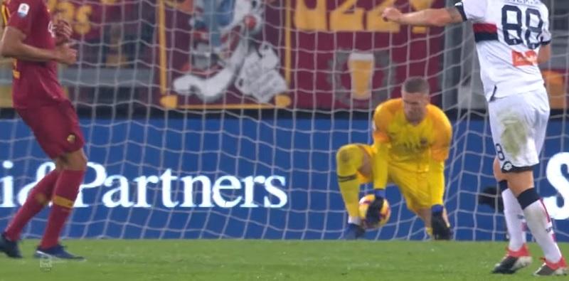 Серия А 16-й тур. Рома на характере справилась с Дженоа, Наполи минимально обыгрывает Кальяри