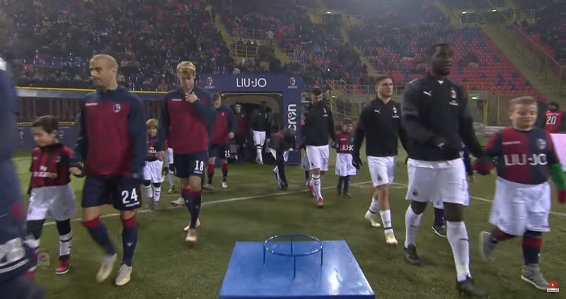 Серия А 16-й тур. Болонья и Милан расписали мировую