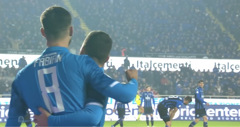 Серия А 14-й тур. Аталанта - Наполи 1:2 - обзор матча