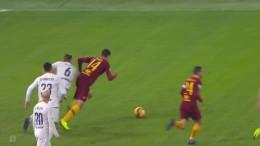 Серия А 2018-19. Рома - Интер 2:2, Милан - Парма 2:1, Фиорентина - Ювентус 0:3