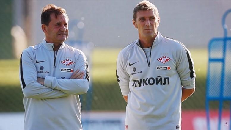 Как увольняли тренеров из московского Спартака