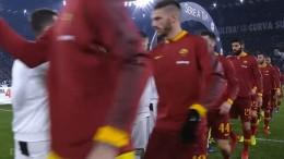 Серия А 17-й тур. Ювентус сильнее Ромы, Лацио обгоняет Милан