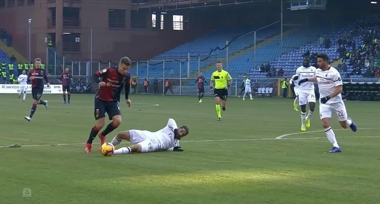 Серия А 20-й тур. Милан побеждает Дженоа, Ювентус разобрался с Кьево