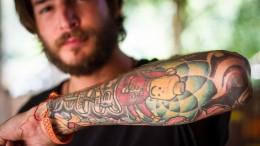 Люди с татуировками более склонны к психическим заболеваниям чем люди без тату