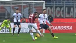 Серия А 23-й тур. Милан и Аталанта успешно разобрались с оппонентами