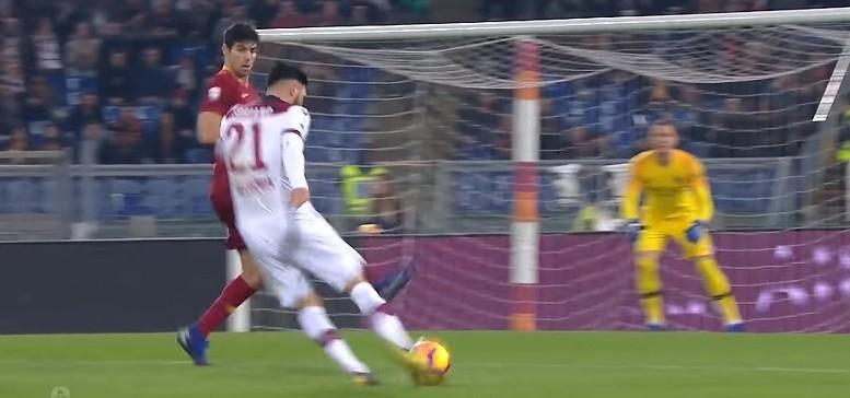 Серия А 24-й тур. Рома вырывает победу у Болоньи