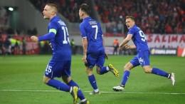 Лига Европы 1/16 финала. Динамо проходит дальше, Шахтер вылетает
