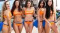 Как выглядят девушки из группы поддержки в пляжном футболе (28 фото)