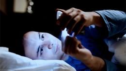 Частое использование смартфонов опасно для зрения