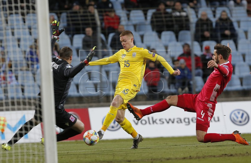 Отбор к Евро 2020. Люксембург – Украина 1:2 Чудо на последних минутах