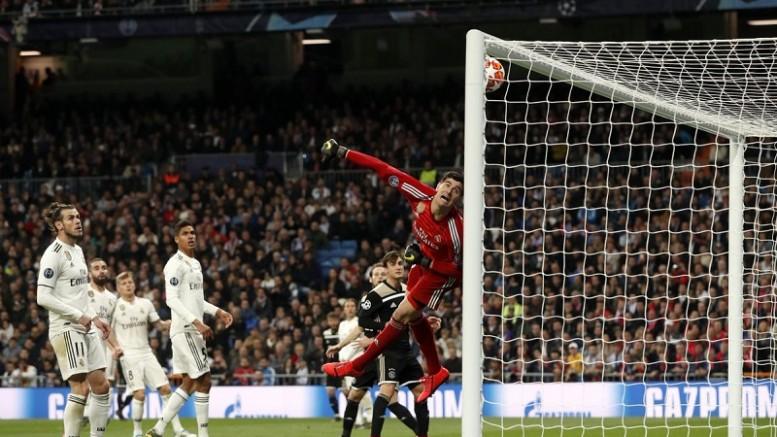 Лига Чемпионов 1/8 финала. Реал с позором вылетает, Боруссия снова проигрывает