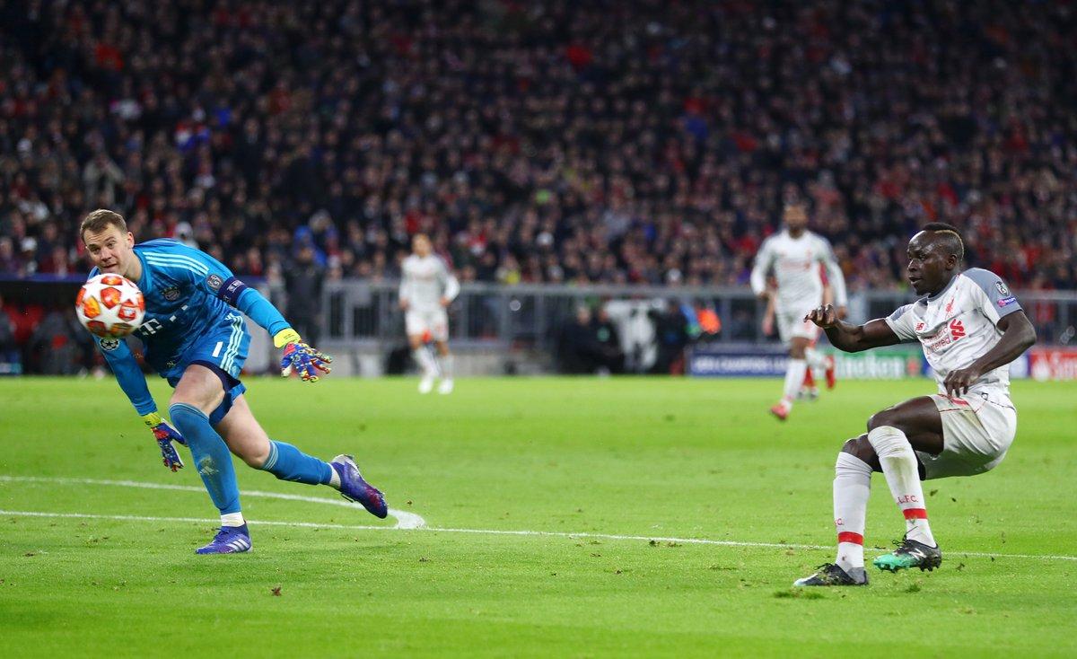 Лига Чемпионов 1/8 финала. Ливерпуль выбивает Баварию, Барселона громит Лион